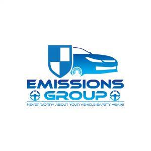 Emissions Group logo white